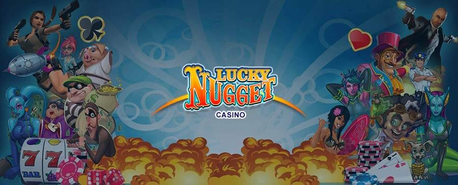 Available banking options on Lucky Nugget casino 2020