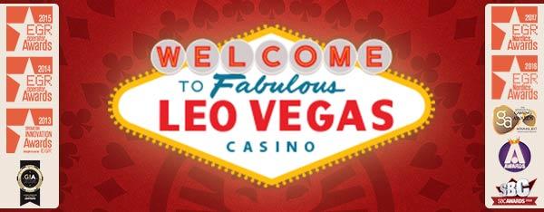 Available banking options on Leo Vegas casino 2020