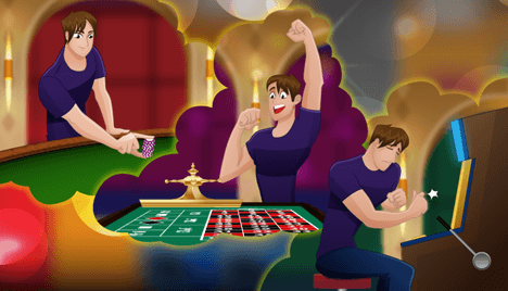How to keep emotions under control while gambling?